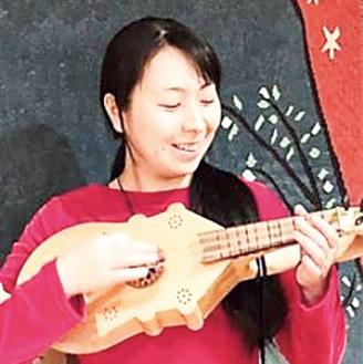 中世古楽器奏者の中村さん
