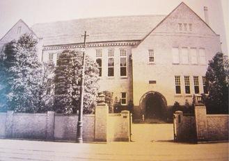 設立当初の東洋文庫