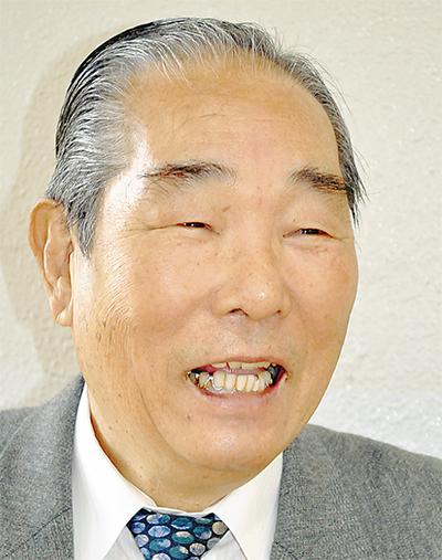 内山 輝夫さん