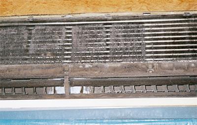 エアコン洗浄で節電を