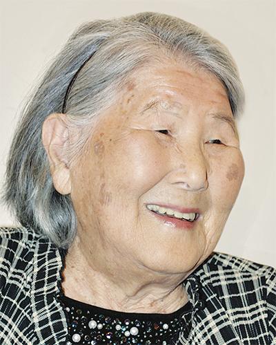 富山 キミ子さん