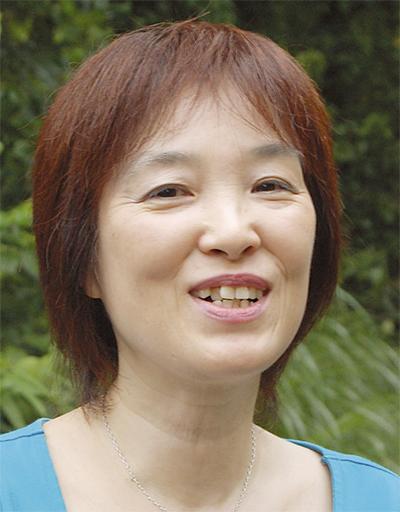 赤羽(あかはね)智子さん