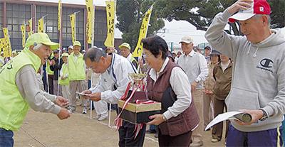 富士見が丘3・松根が2連覇