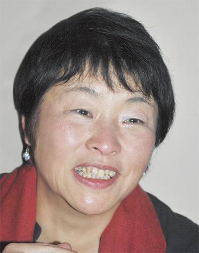 高田 ゆみ子さん