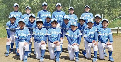 野球したい子、集まれ!