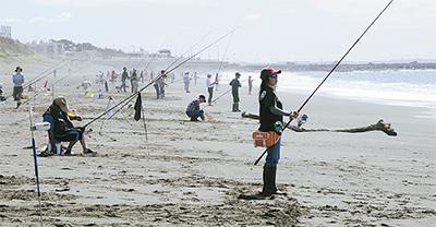 251名が釣果を競う