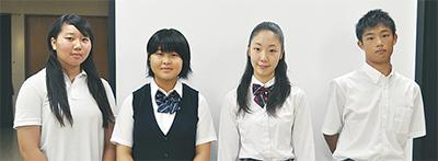 「日米友好の架橋になりたい」