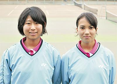 勝又・前田ペアが県2位