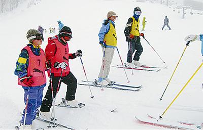 雪国の生活を体験
