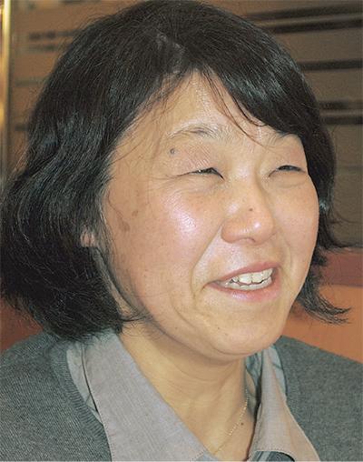 井上 佐和子さん