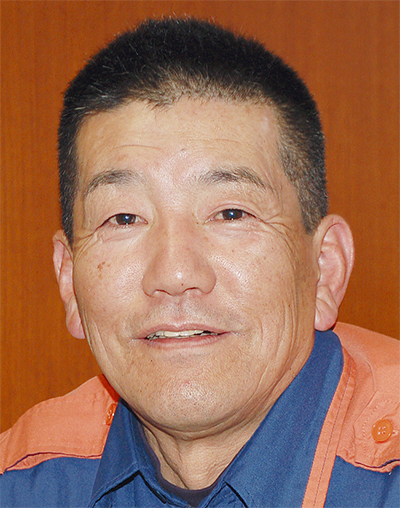 橘川 寿郎さん
