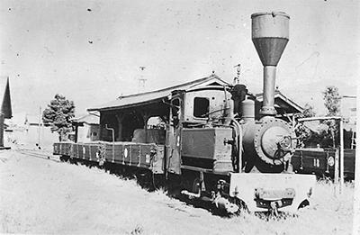 軽便(けいべん)鉄道 100年の節目