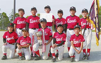 学童野球一色がV