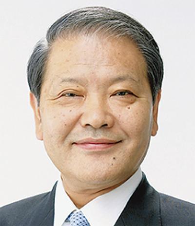 県議会議長に古沢氏