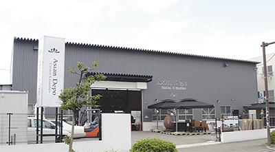 アジアン家具専門店11月新規オープン