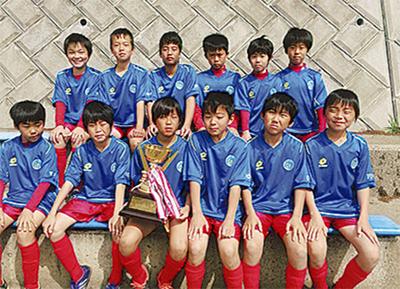 FC中井ダブル優勝