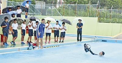 水難事故から身を守る