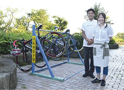 ロードバイク人気 湘南でも
