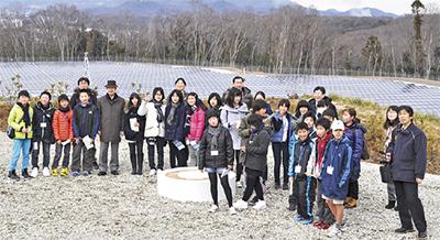 山形県から訪問団