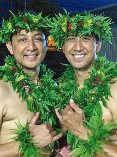 ハワイアンとフラの祭典
