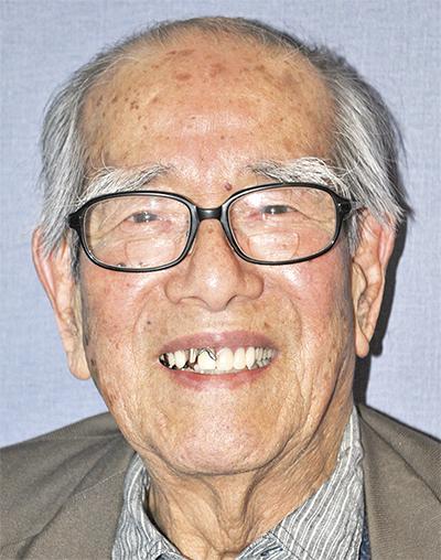 竹村 博三さん(本名 博)