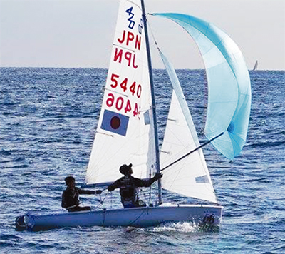 世界の海へ帆走