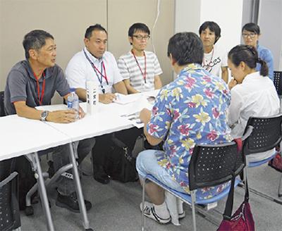 移住経験者が二宮町紹介