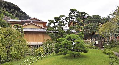 旧吉田邸 3万人の来館想定