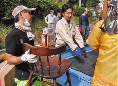 熊本地震 理容師が復興ボラ