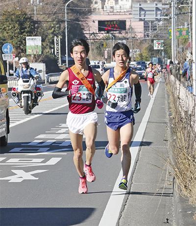 かながわ駅伝 二宮 町村の部3連覇逃す