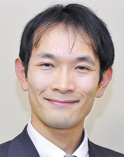 吉川 喜徳さん