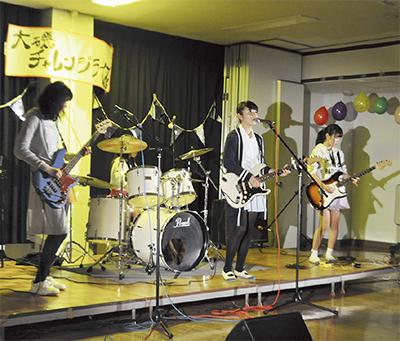 青春のバンドサウンド