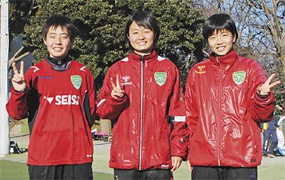 高校生選手に県表彰