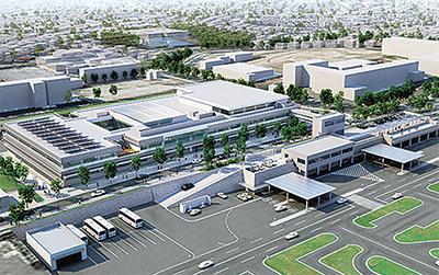新免許試験場が5月開業