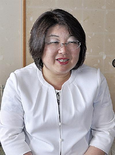 坂田氏が立候補の意向