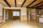 木のあたたかさが広がる古民家風の住空間(5月に完成現場見学会を開催)