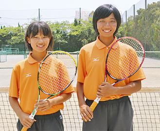 村上さん(左)と山田さん