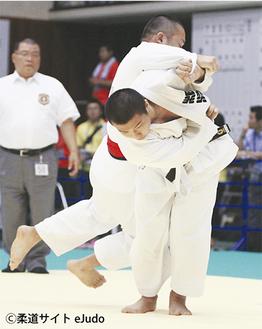 90kg級・二見君(相洋高3年)
