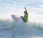 日本一の女子高生サーファー