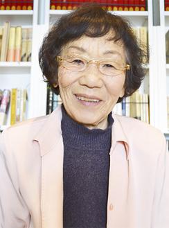 田中美代子さん(90)1924年生まれ 市内城山在住