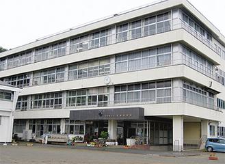 旧片浦中学校
