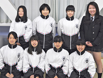 (上段左から時計回りに)瀬戸さん、和田さん、田中さん、杉井さん、山本さん、上野さん、高橋さん、西本さん