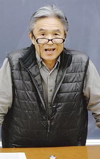 3月31日で定年退職する松橋さん