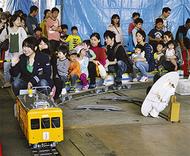 9日に鉄道イベント