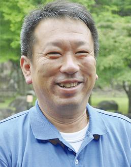 小泉勝さん(54)15年間に渡り、小田原球場の管理に携わり今春からわんぱくらんどに勤務