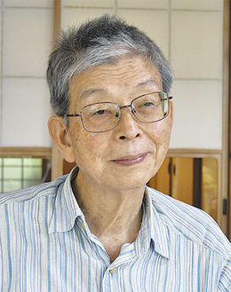 高木 馨さん(77)1938年生まれ 市内城山在住