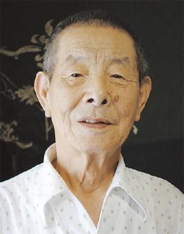 三宅 昭孝さん(88)1927年生まれ 市内板橋在住
