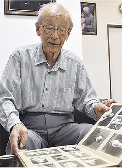 五十嵐 史郎さん1931年生まれ 市内本町在住