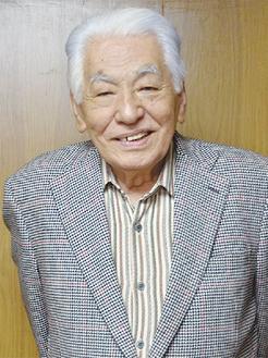 小林 晃治さん(78)1937年生まれ 市内南鴨宮在住