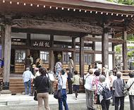 「福」のお寺めぐり